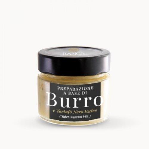 Crema di carciofi e tartufo nero
