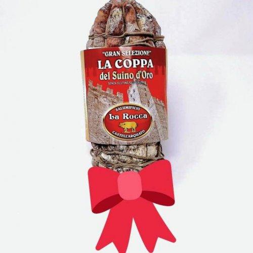 Coppa Piacentina DOP  - 6 mesi